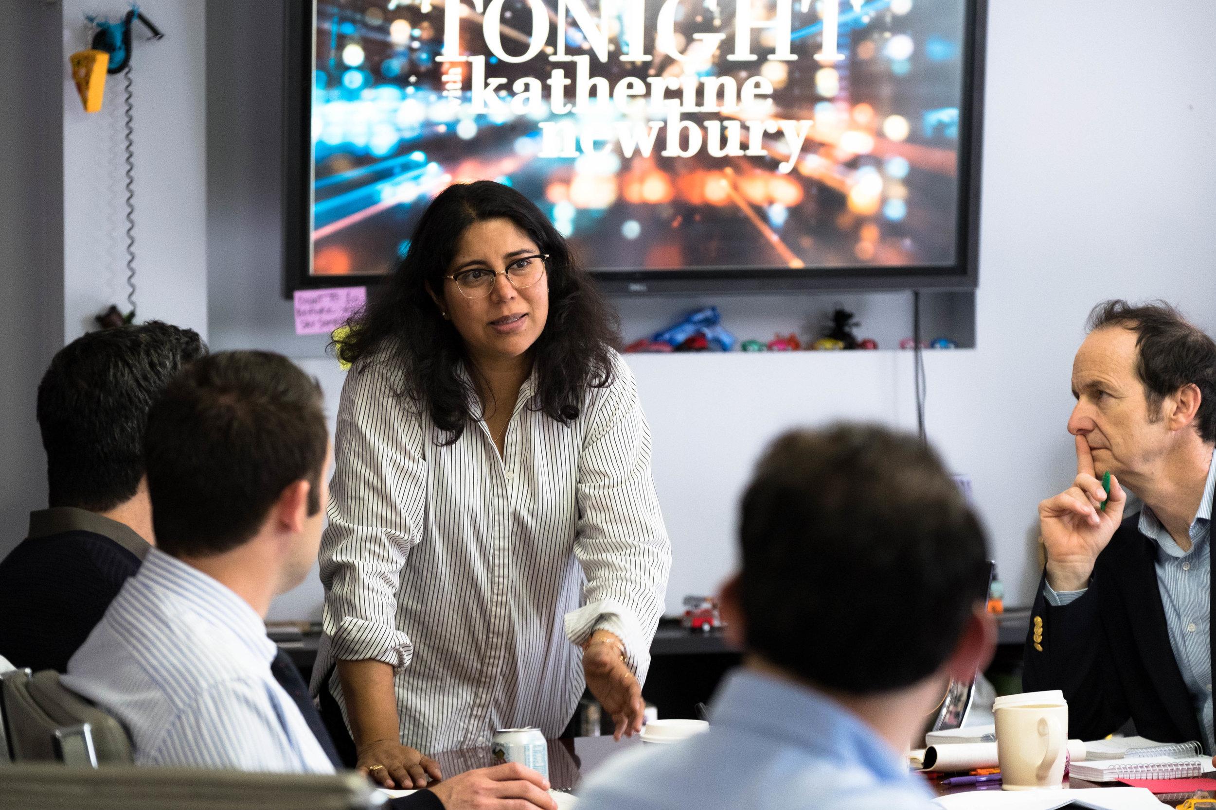 """""""Late Night"""" - Director Nisha Ganatra - Amazon Studios"""