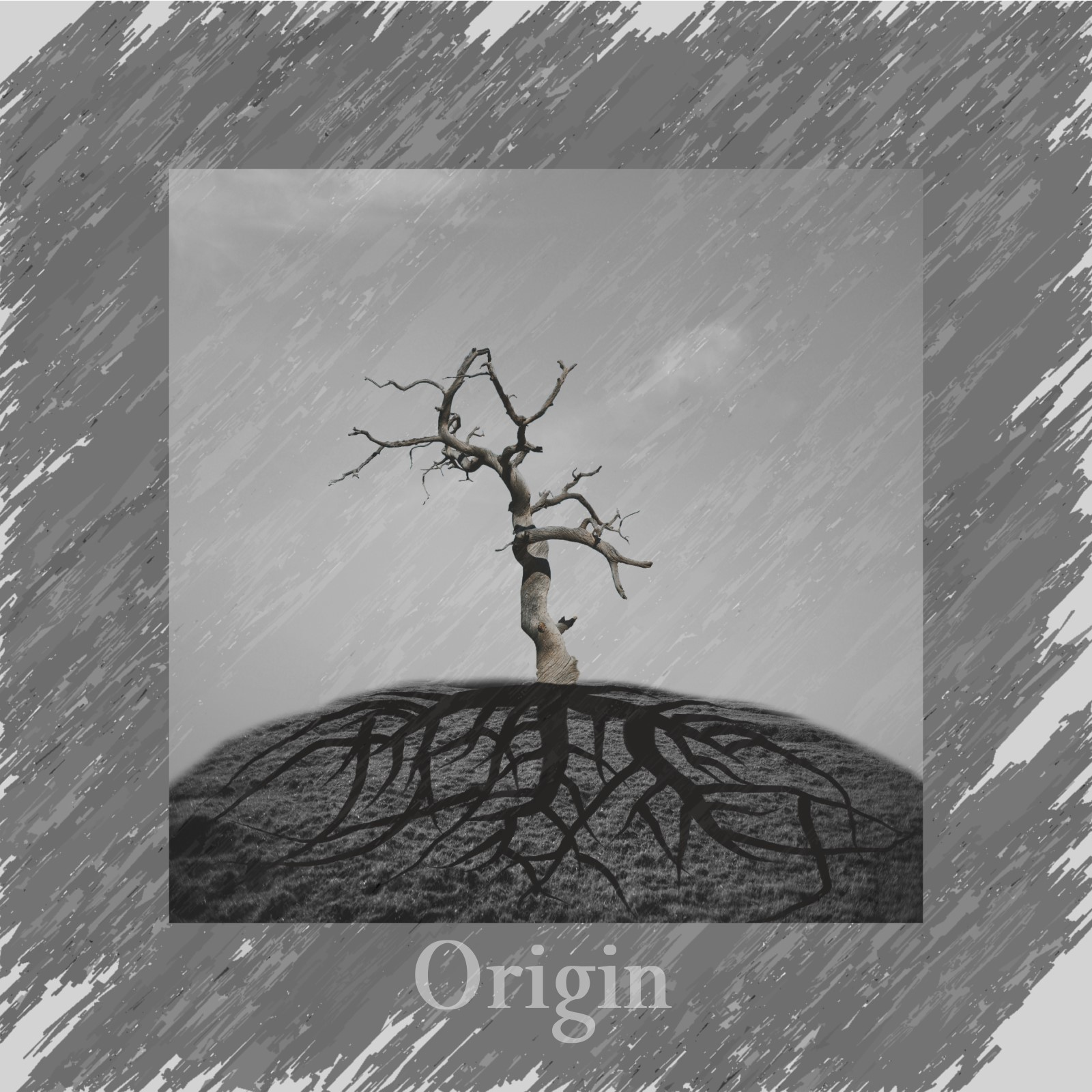 9. Origin - My first melodic metal album. 8 rough pieces with a cinematic and melodic touch.