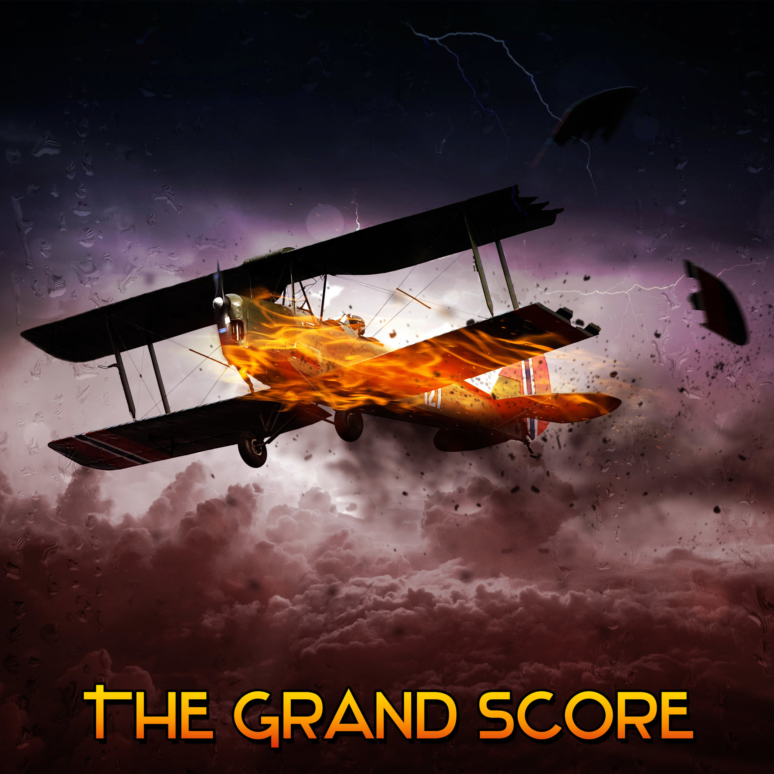 15. The Grand Score - A complete score for your anythings. Epic cinematic music with looping possibilities. Perfect for games!