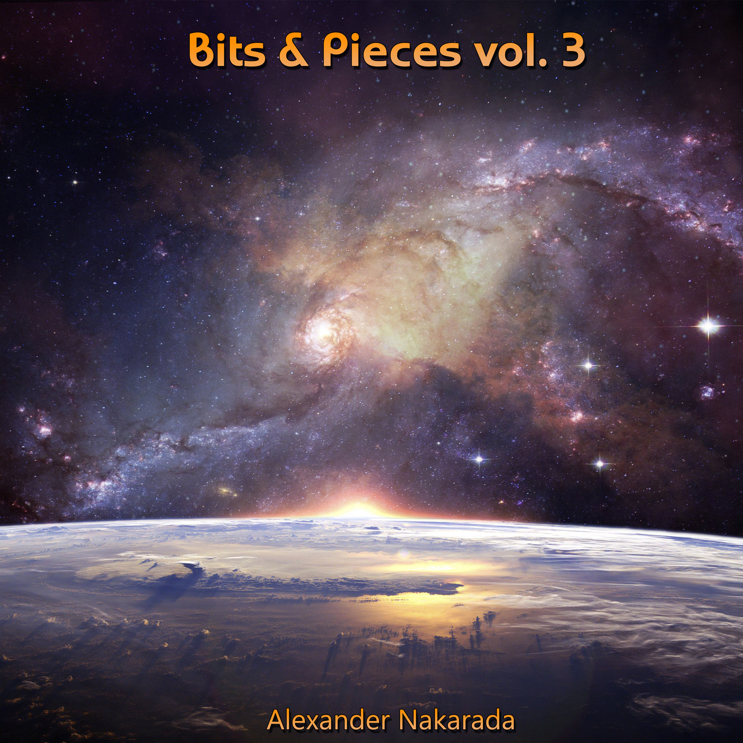 16. Bits & Pieces, vol. 3 - A collection of the newer pieces in the discography. Multiple genres like epic, fantasy and metal.