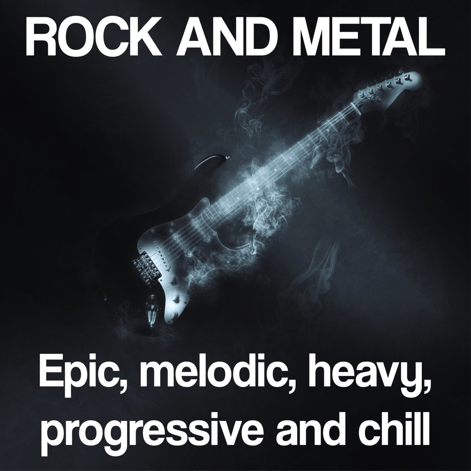 - A collection of high quality metal and rock pieces. Variations from grand epic melodic metal pieces to chill rock and technically advanced progressive.