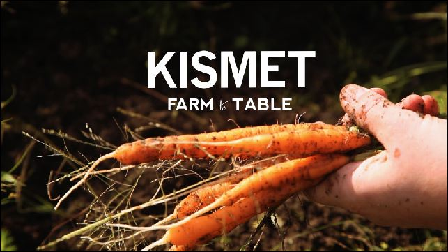 Kismet - KISMET means fate, or good karma. This is the heart of owner Crystal Madiera's philosophy, and is in the food that she hopes will nurture and inspire a whole community. KISMET is a farm to table restaurant, chef owned and operated since 2006. The menus are created with whole foods and we are proud to accommodate special diets including vegan, paleo, and gluten free. We are so proud to add Kismet to our roster of excellent Slow Food restaurants!