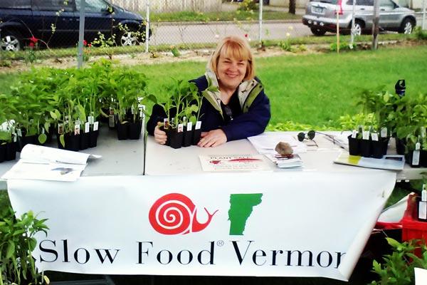 Slow Food Ark Of Taste Plant Sale
