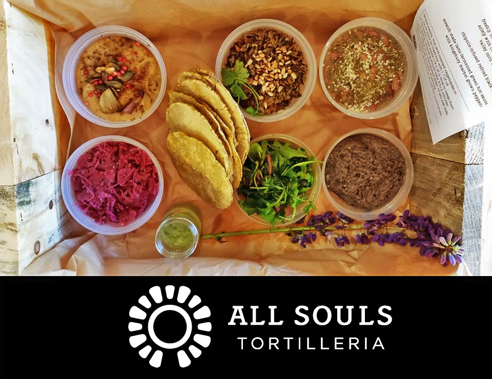 All Souls Tortilleria - All Souls makes serious corn tortillas.As they say,