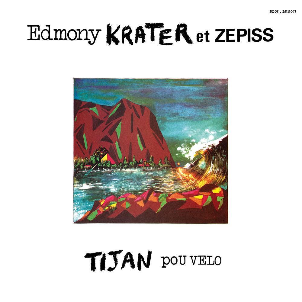 Edmony Krater - Tijan Pou Velo (1988)  Présenté par Julien Achard Galerie de la Clé