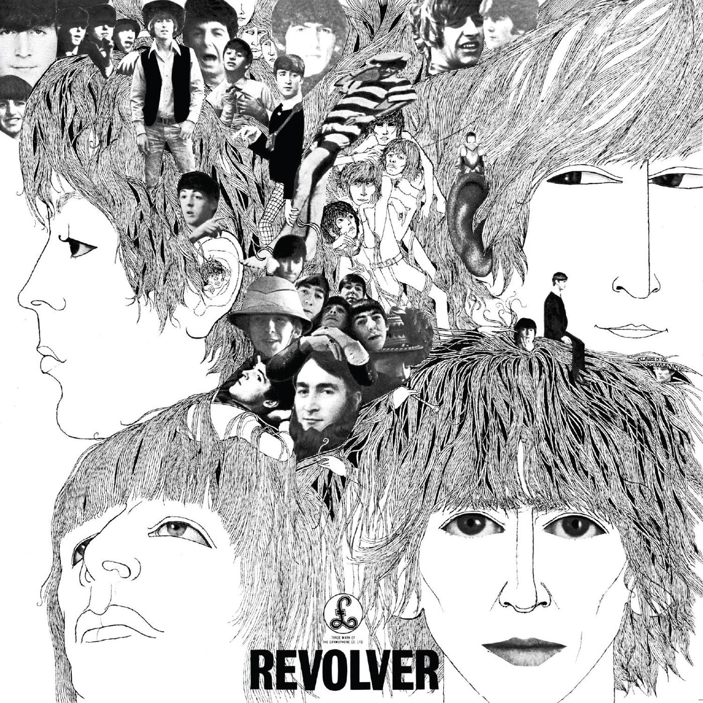 The Beatles - Revolver (1966)   Présenté par Julien Bitoun La Bellevilloise