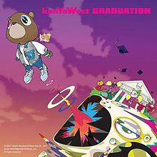 Kanye West - Graduation (2007)   Présenté par Mehdi Maïzi Bar à Bulles