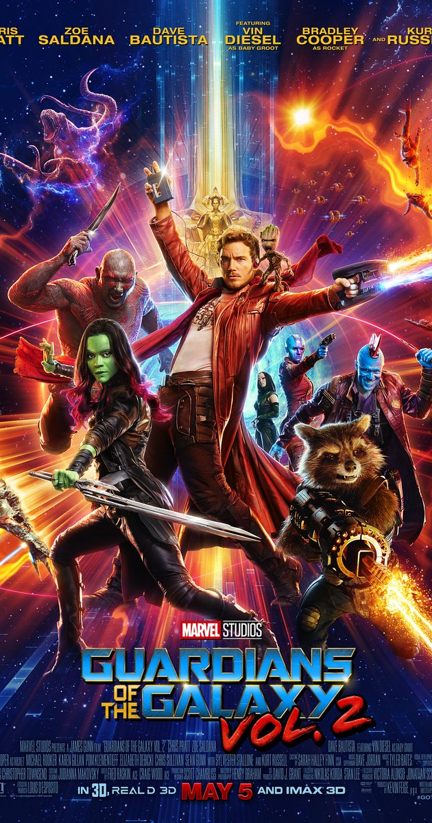 Guardians of the Galaxy review (The Lady)