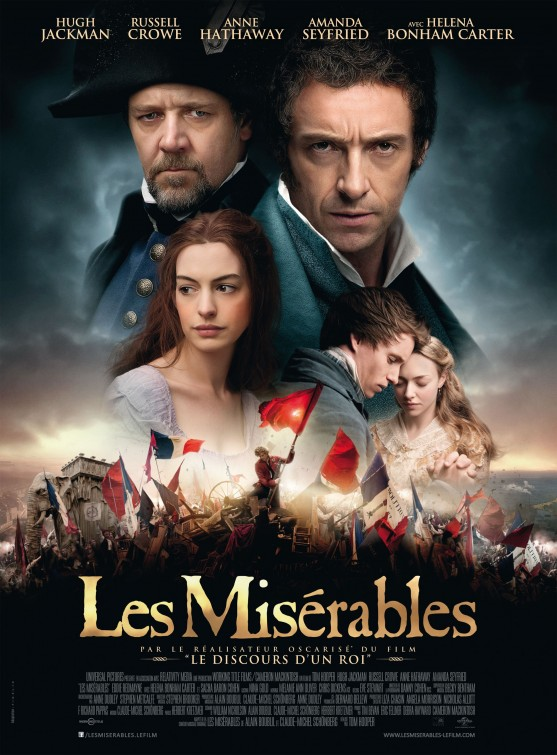 Les Miserables review (The Lady)