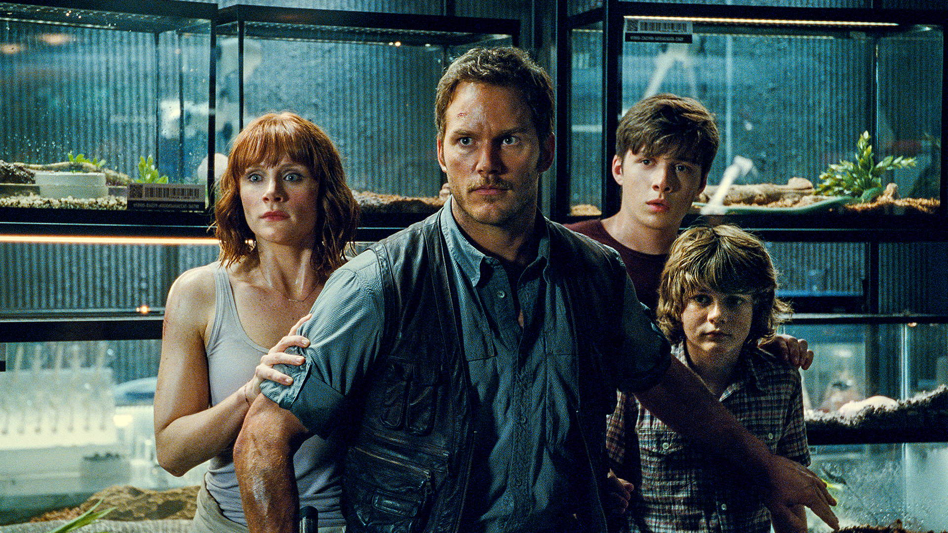 Everything wrong with Jurassic World (The Telegraph)