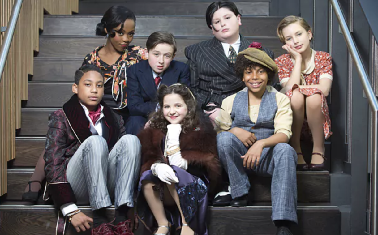 Behind the scenes with the Lyric Hammersmith's Bugsy Malone (The Telegraph)