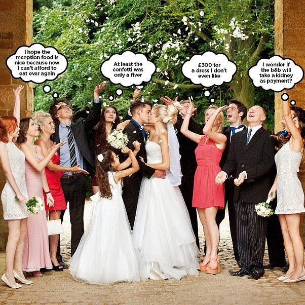 THEIR BIG DAY, YOUR BIG DEBT: THE RISING COST OF BEING A WEDDING GUEST (MAIL ON SUNDAY)