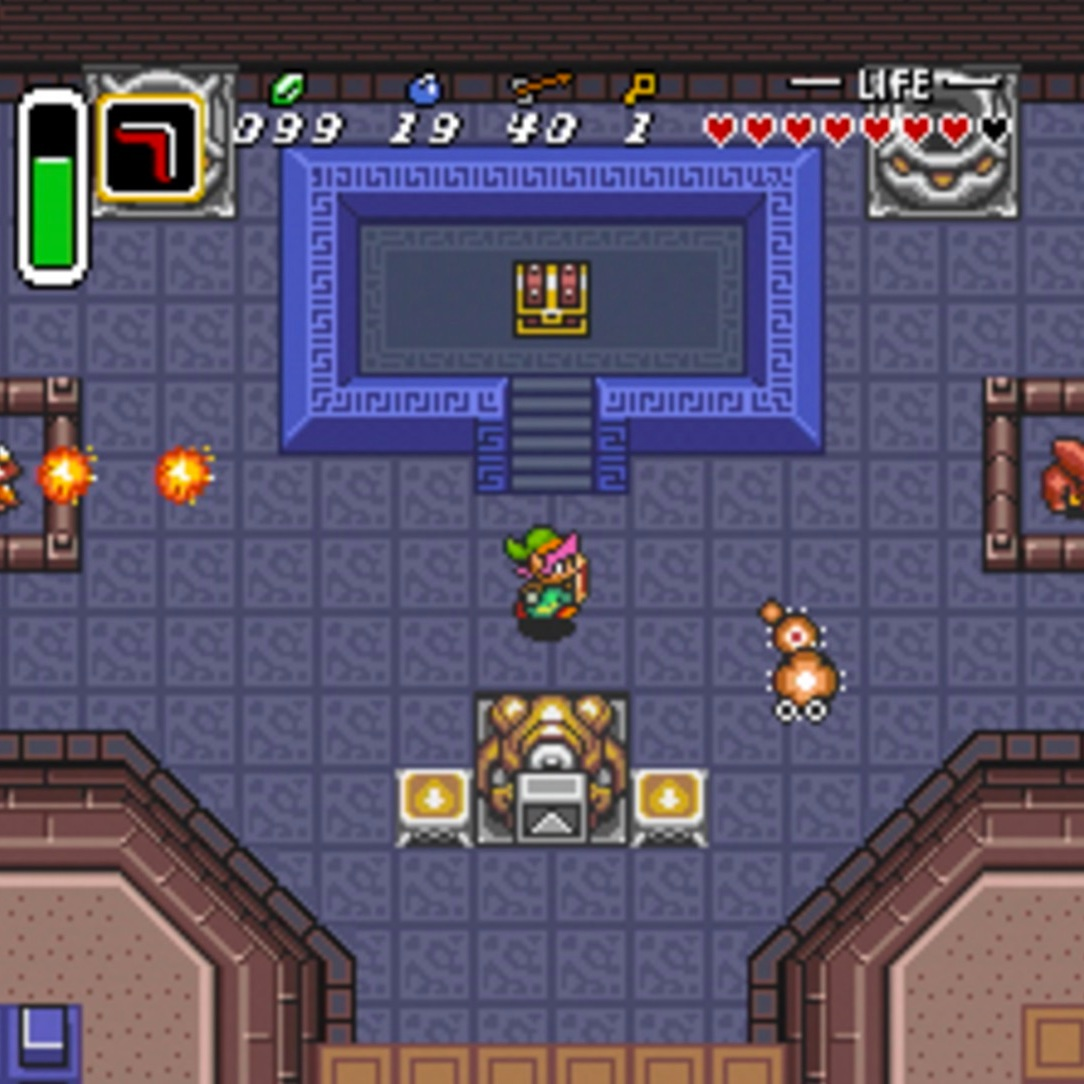 OBSESSED WITH… THE LEGEND OF ZELDA: A LINK TO THE PAST (GAMESMASTER)