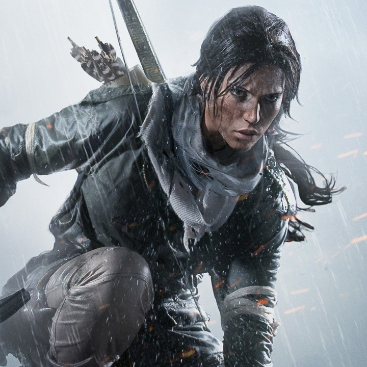 RISE OF THE TOMB RAIDER (GAMESMASTER)