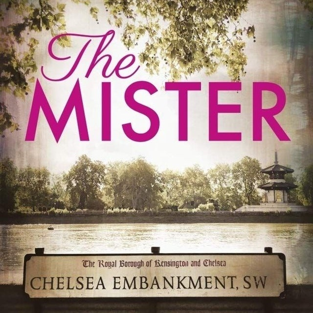THE MISTER BY EL JAMES (THE I)