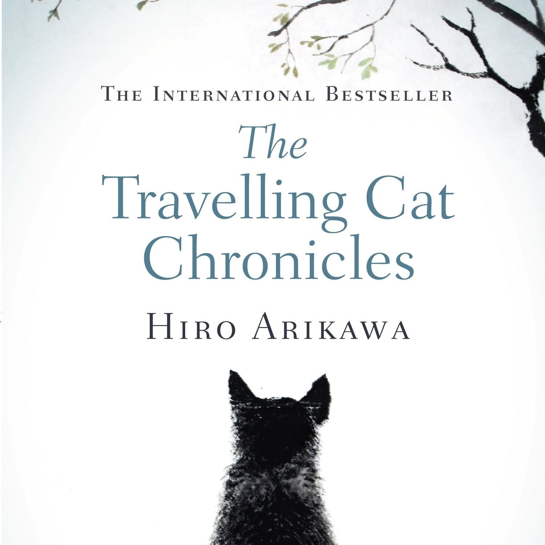 THE TRAVELLING CAT CHRONICLES BY HIRO ARIKAWA (THE TELEGRAPH)