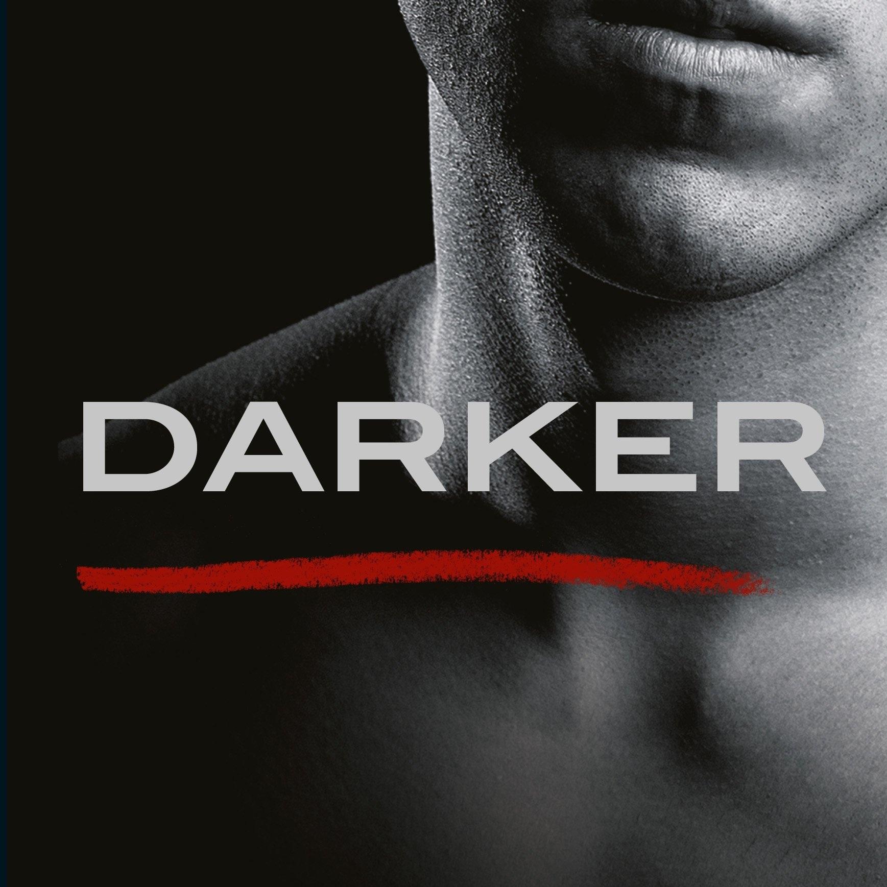 DARKER BY EL JAMES (THE I)