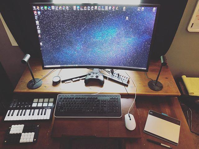 Current workstation!