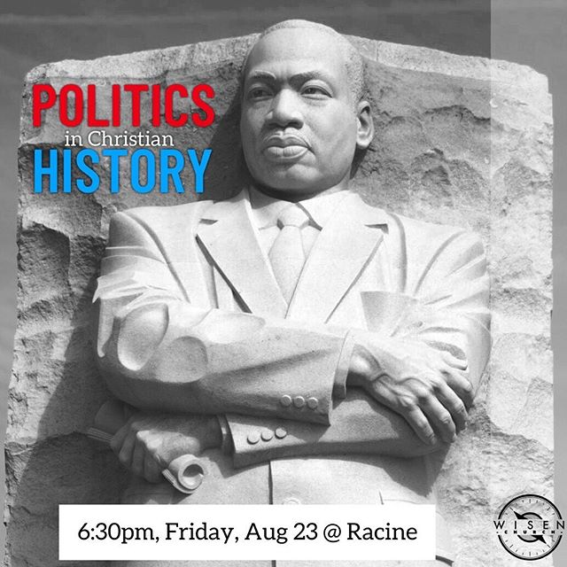Vespers is finally back after a short hiatus! Join us tonight at the Racine Church as we discuss political engagement in Christian and Seventh-day Adventist history, and how we can learn from the mistakes and successes as we continue to engage today. #sda #adventist #politics #history #friyay #weekend #sabbath #christianity #jesus #church