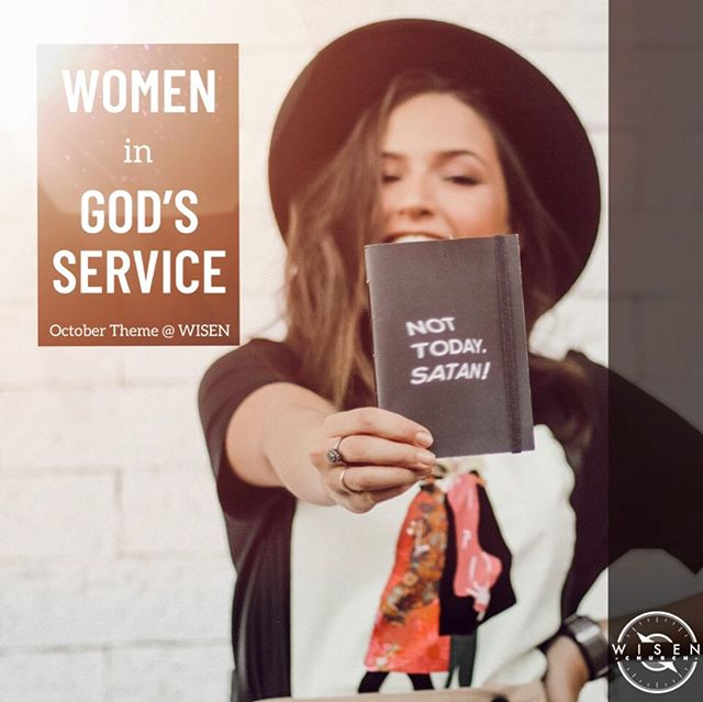 Why does it seem like pastors are always men? Even though, statistically, there are more women than men in churches these days, the leadership often consists ofmen. But if you look through scripture and church history, you'll find that God also has a record of calling women into his service. Join us this month as we explore Women in God's Service throughout the Bible and history!  Friday Vespers (6:30pm) - Oct 11 Latoya Wright: Sisterhood of the Traveling Christ (pt.1) - Oct 18 Pastor Zack: Women and Adventism, a Saga - Oct 25 David Hamstra: Culture War Zealotry and Adventist Discipleship  Sabbath Sermons (11am) - Oct 5 Brian Sachse (Raymond): Oh No, She Didn't! - Oct 5 Mike Hazlett (Racine): Women Who Honored God with Civil Disobedience - Oct 12 Latoya Wright (Raymond): Sisterhood of the Traveling Christ (pt.2); Desiree Walker: The Power of Sisterhood (2pm) - Oct 12 Pastor Zack (Racine): What is Ordination? - Oct 19 Pastor Zack (Raymond): What is Ordination? - Oct 19 Susie Hensel (Racine): Let's Talk About Heaven and the New Jerusalem - Oct 26 David Hamstra (Raymond): The Meaning of Marriage - Oct 26 Pastor Zack (Racine): Stones, or Women?  #sda #adventist #church #preaching #women #girlpower #christianity