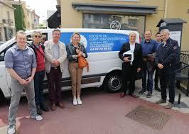 Un don de 500kg de produits alimentaires du Rotary Club Saint-Raphaël (28 mai 2019)