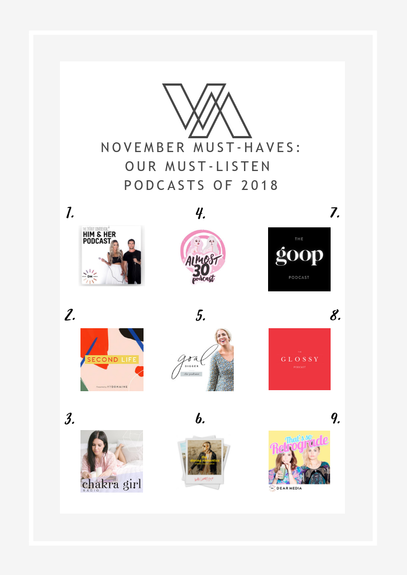NOVEMBER MUST-HAVES 2018- Podcast List.png