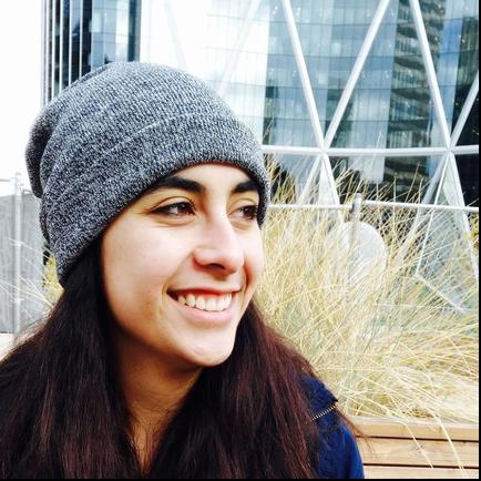 Victoria Arroyave: Coordinator Assistant - Email