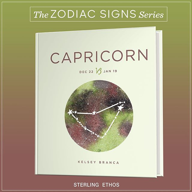 So, I wrote a dang book? ♑️ This year has been surreal, devastating, and healing. I didn't intend to take eight months off from posting here, but my health required it. Sometimes listening, resting, and waiting is just as important as working, writing, and creating. ♑️ The Capricorn book is part of a series on the zodiac for Barnes & Nobles. Though this work is intended for Capricorn Suns, it contains universal wisdom about the archetype of the sea-goat. Written by twelve different astrologers, the zodiac series comes out January 2020 and is currently available for pre-order on amazon and barnesandnoble.com. ♑️ I'm moving a lot of my writing to my email newsletter. Libra season horoscopes get sent out tomorrow - visit my website in the bio to sign up.