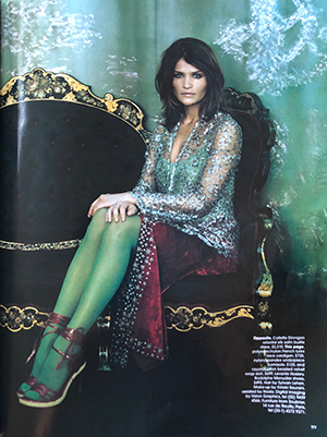 image from Vogue Australia