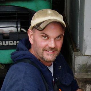 Joe Costanzo, Field Technician