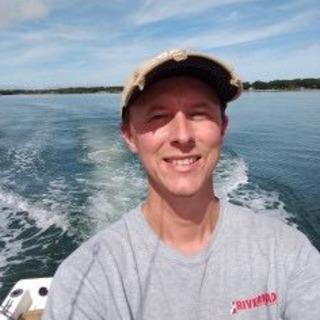 Ben Brannon, Field Technician