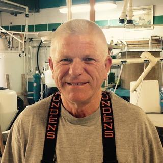 Jeffrey Chagnon, Hatchery Technician