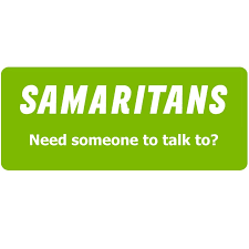 sAMARITANS - Samaritans offer 24 hours a day, free confidential listening service to anyone in emotional distress.