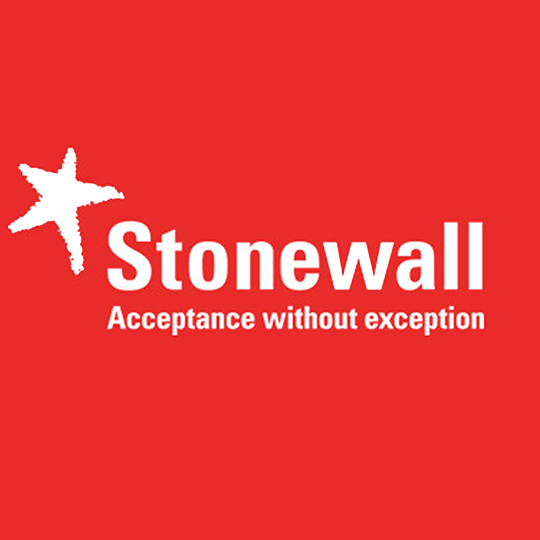 sTONEWALL - Stonewall campaigns for the equality of lesbian, gay, bisexual and trans people across Britain.