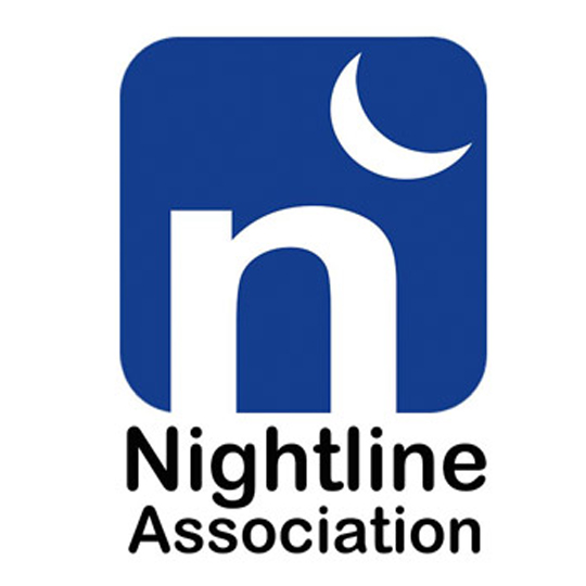 nIGHTLINE  aSSOCIATION - Nightline Association providing peer to peer support for Students across the UK