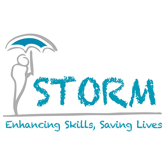 sTORM SUICIDE PREVENTION - Offering training to enhance knowledge and skills in suicide prevention and self-harm. For a world where suicide does not become an option.