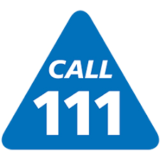NHS 111 -
