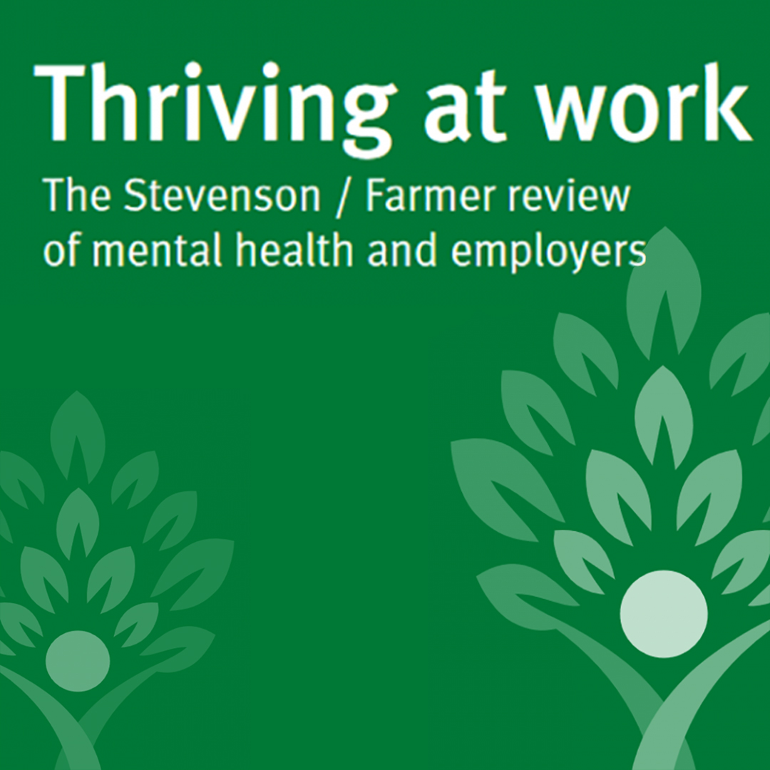 THRIVING AT WORK REVIEW -