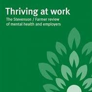 STEVENSON AND FARMER REPORTTHRIVING AT WORK -