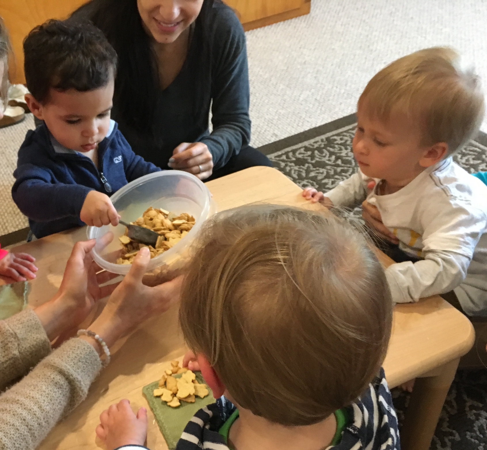 Newburyport Toddler Class