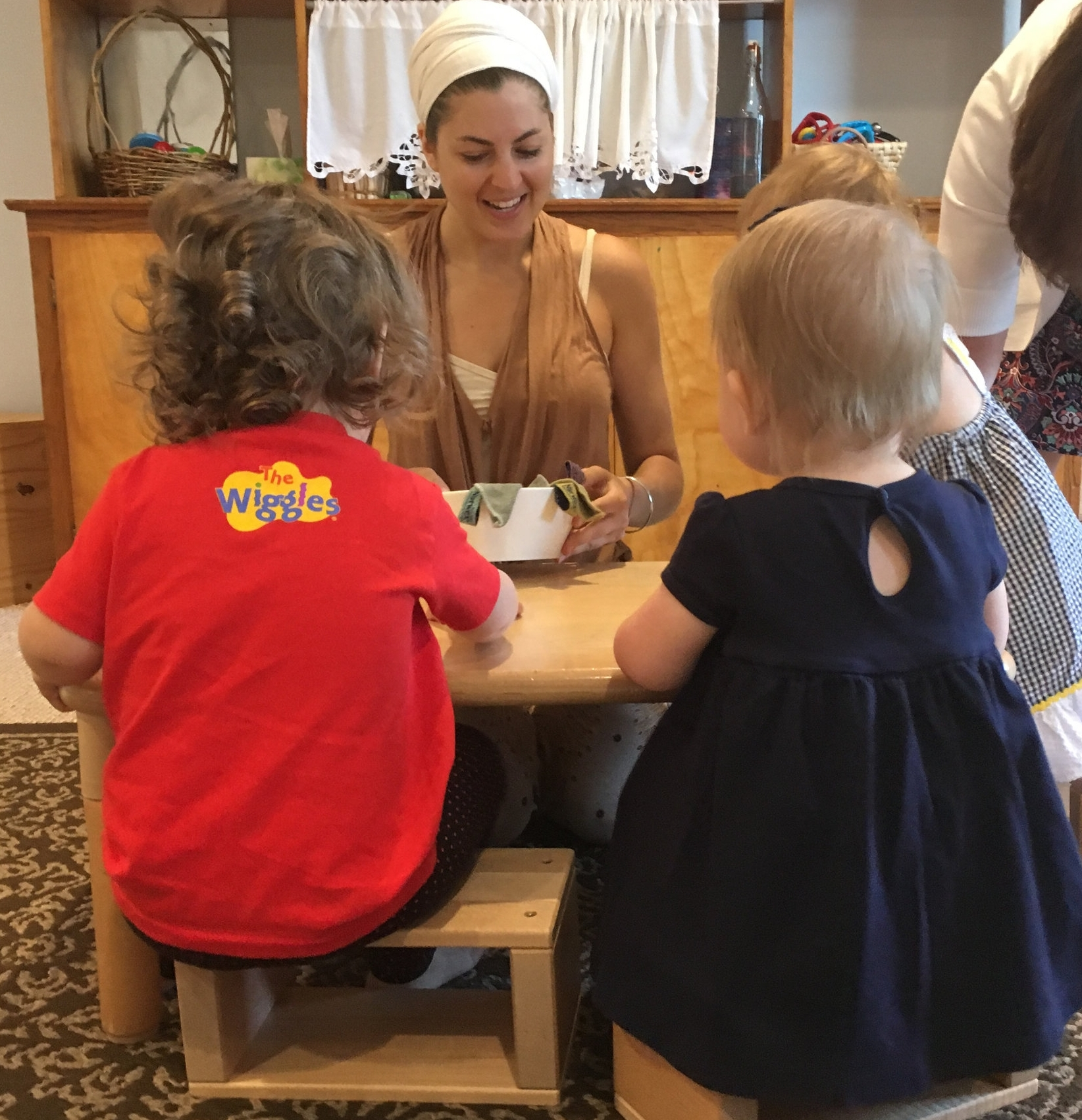 18-to-24-month toddler class Newburyport Mommy and Me Class Harmony Natural Learning Center
