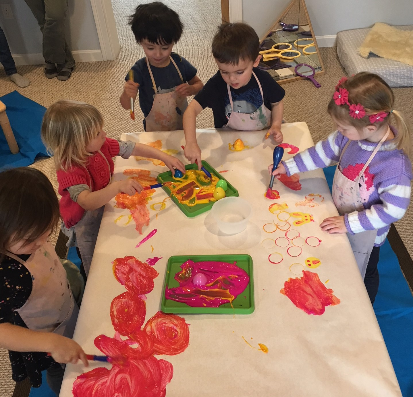 Newburyport Kids Art Class Toddlers