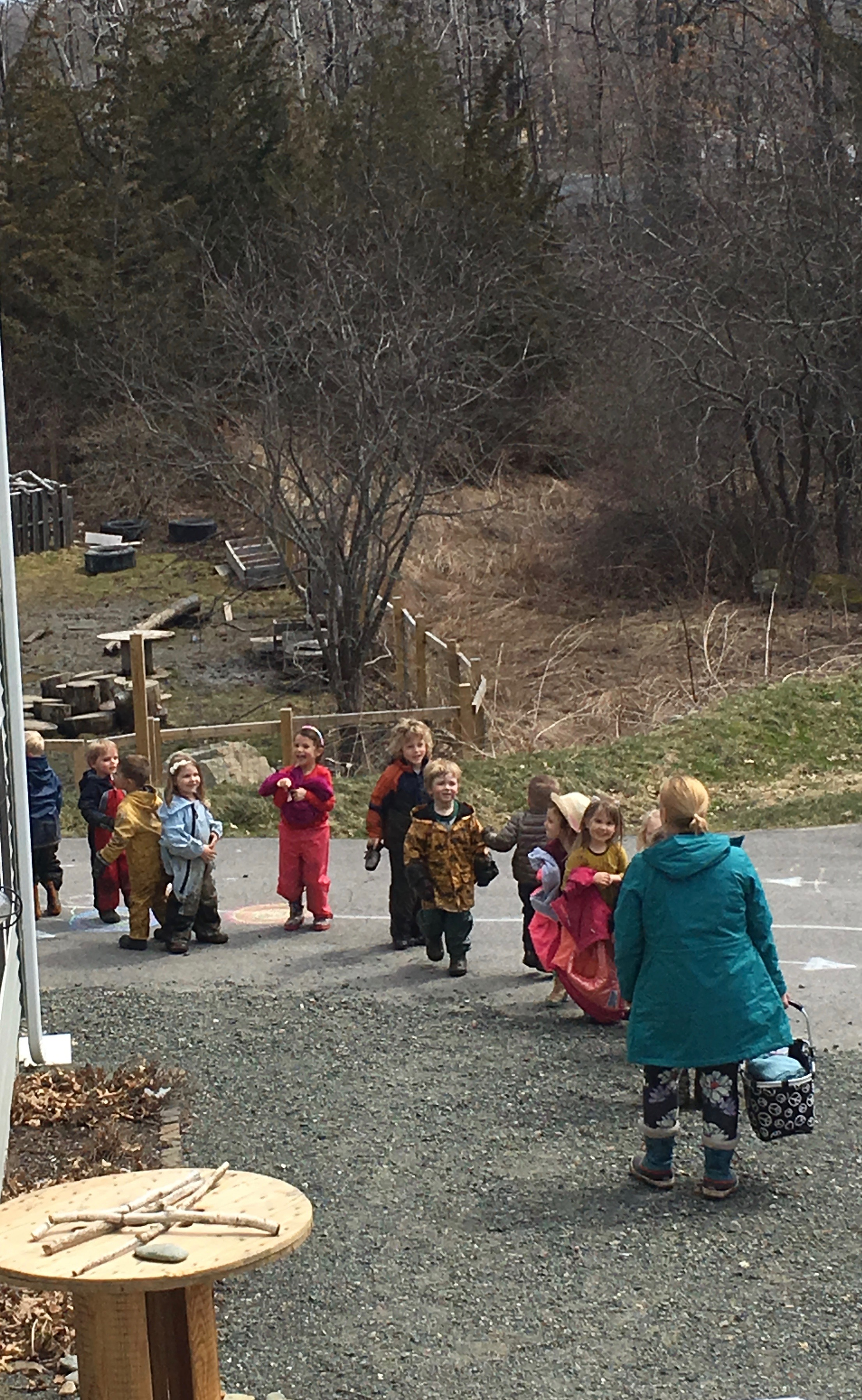 Preschoolers Walking In a Line Harmony Natural Learning Center.jpg