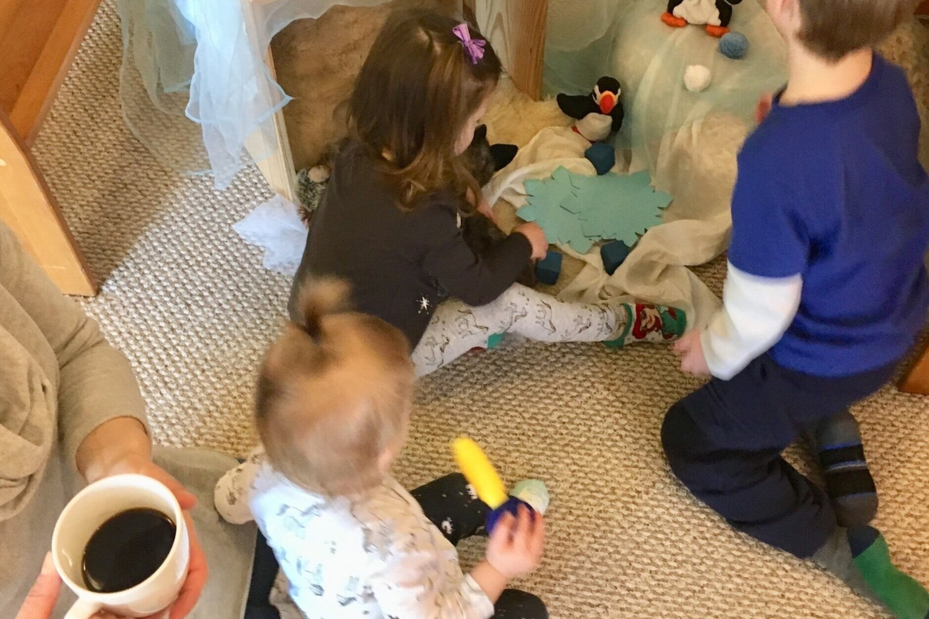 Simplicity Birthday Celebration - Perfectly simple: a relaxing morning of your child's customized open play experience surrounded by loved ones. An ideal option for children turning one or two—particularly those without older siblings. *$250