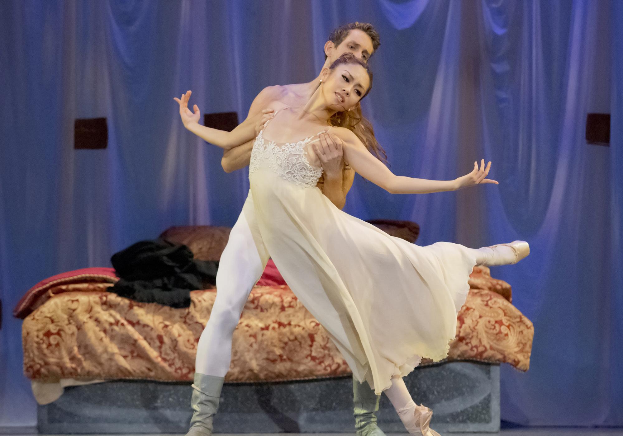 Oregon Ballet Theatre - www.obt.org   503-227-0977