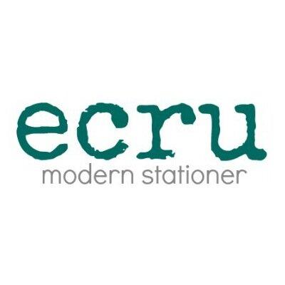Ecru Modern Stationer | 503-477-4049