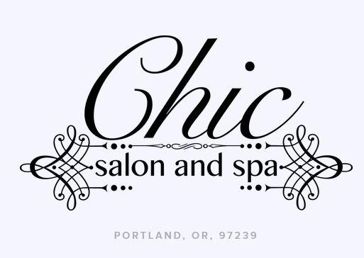 Chic Salon and Spa   503-688-6589