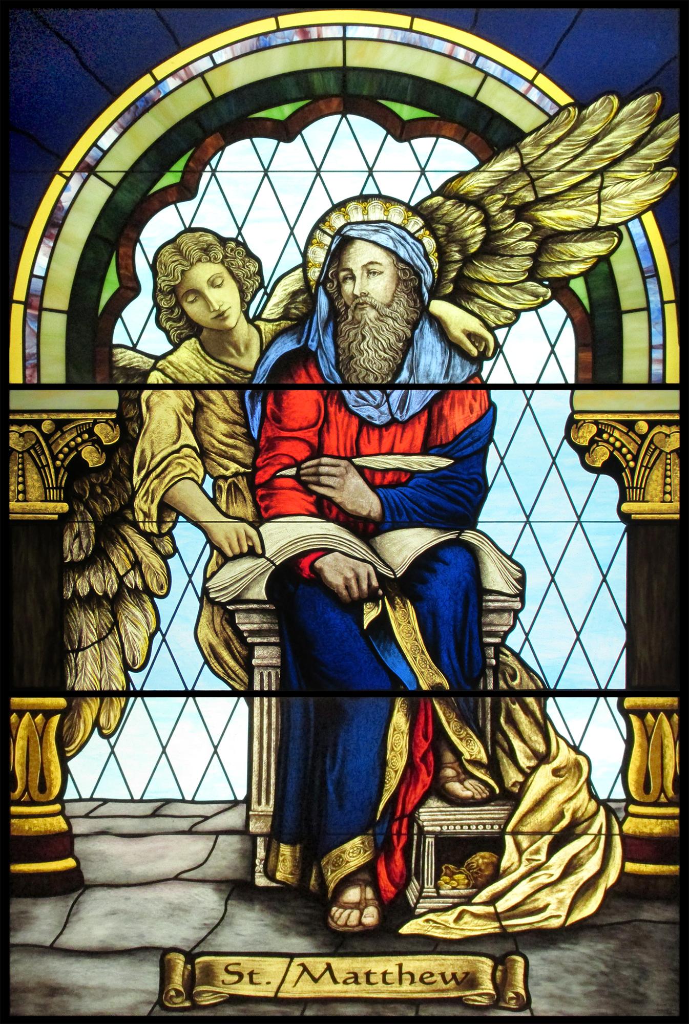 St Mary's Catholic Church, Fairfield, IA