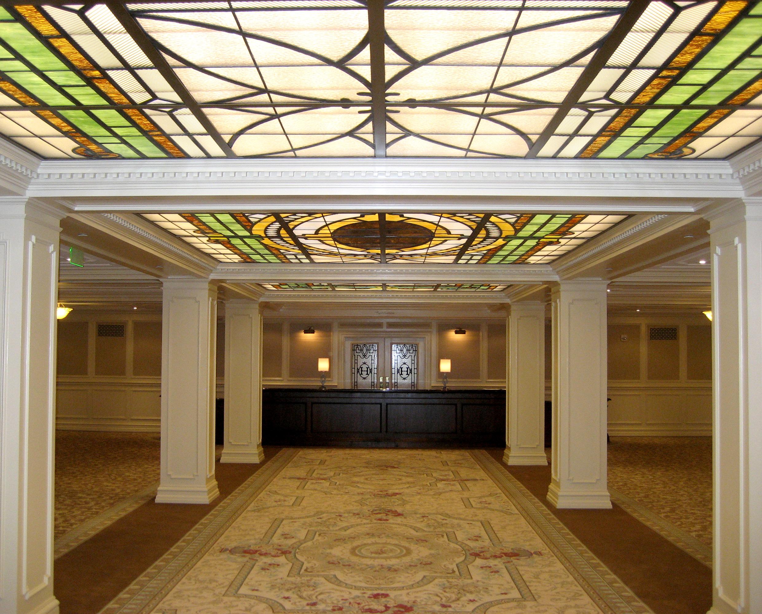 Hershey Entertainment & Resort Co. Lobby, Hershey, PA