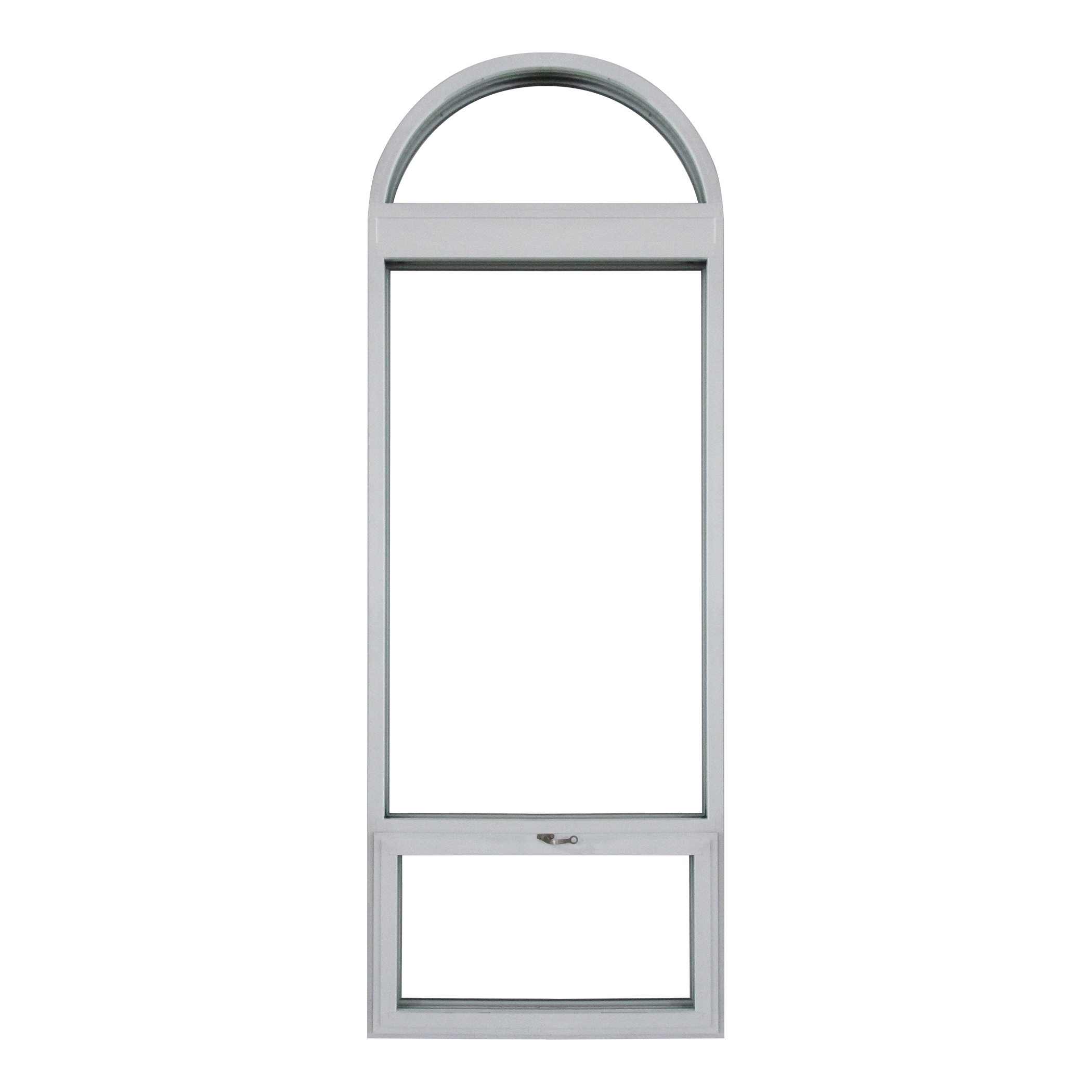 3750 Series Aluminum Frame with Hopper Style Ventilator